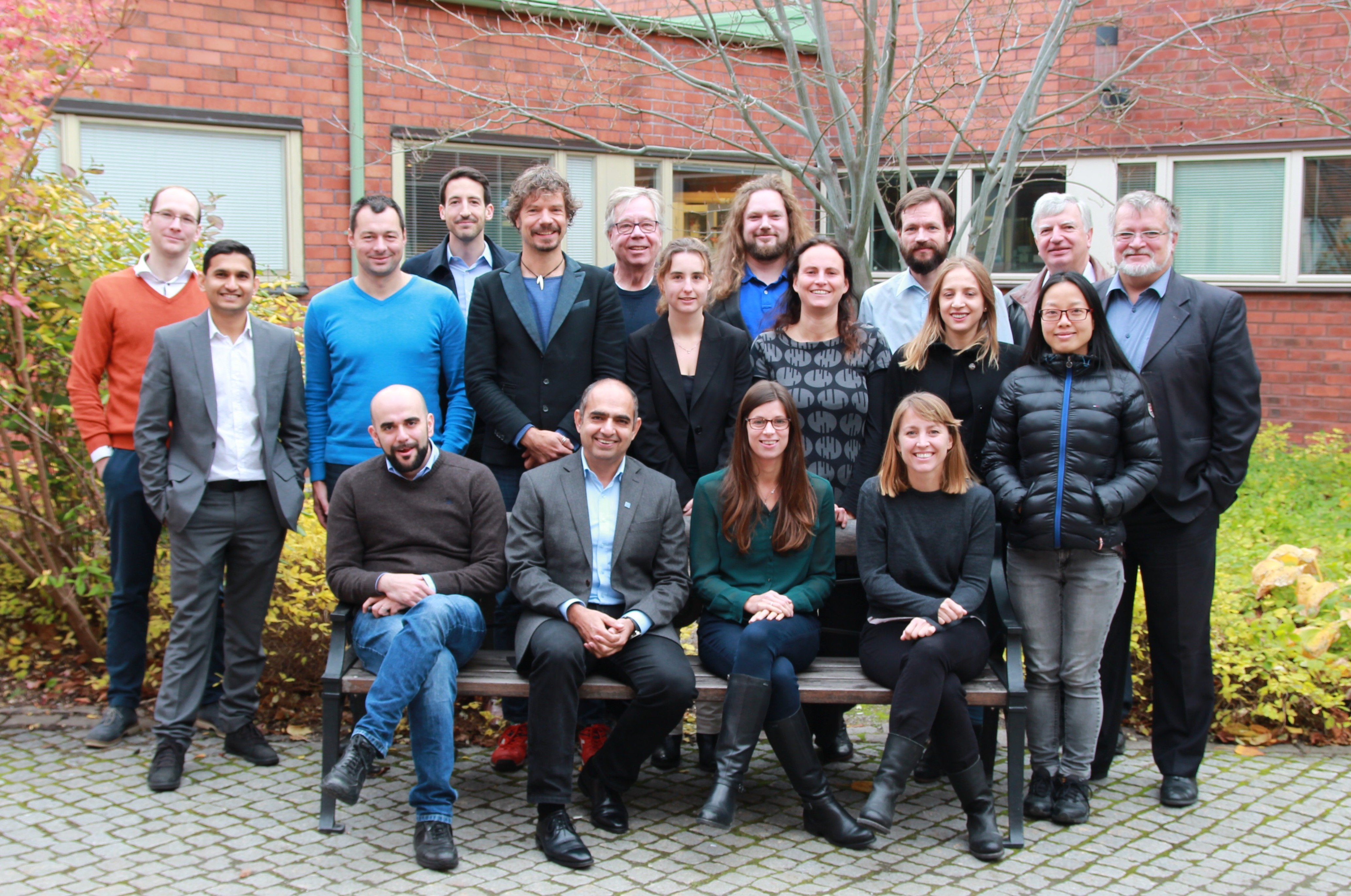 ResCoM partners gather in Stockholm for final meeting